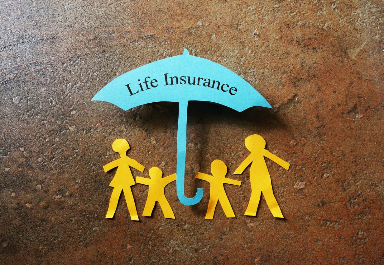 Paper Family - Life Insurance - GFP