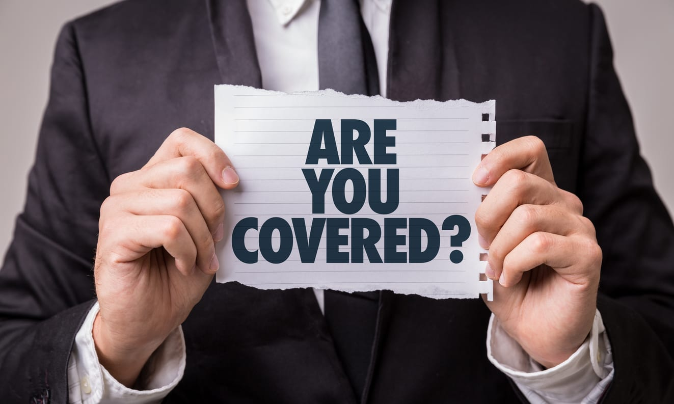 Are You Covered Sign - Life Insurance - GFP