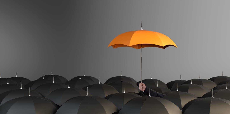 Ornage Umbrella - Grabowski Financial Planning - GFP